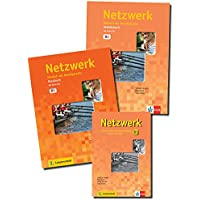 Netzwerk B1 Textbook+Workbook+Glossar+CD