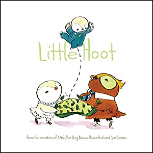Little Hoot Audiobook