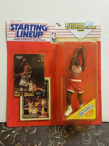 Michael Jordan 1993 Starting Lineup