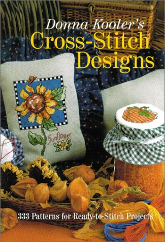 2001 Cross Stitch Designs - 3
