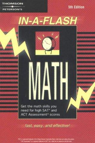 In-a-Flash: Math, 5E