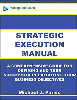 Book Strategic Execution Manual