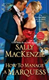 How to Manage a Marquess (Spinster House) by  Sally MacKenzie in stock, buy online here