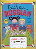 Teach Me Russian (Paperback and Audio Cassette): A Musical Journey Through the Day