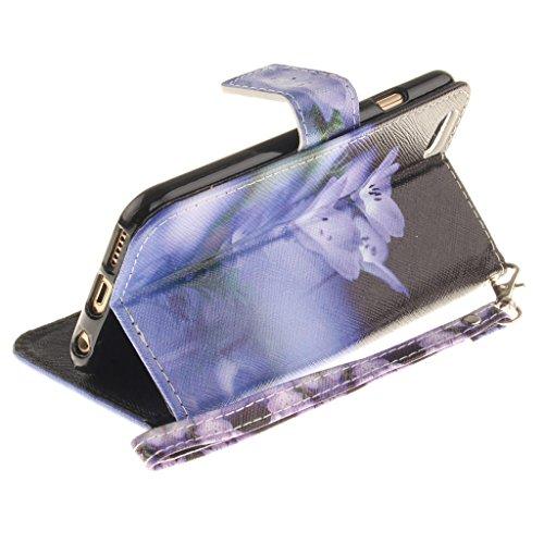 """iPhone 6 Plus Coque, MYTHOLLOGY PU Cuir Case à rabat Folio EtuI Housse pour iPhone 6 Plus / iPhone 6S Plus (5.5"""") avec Support Magnétique Portefeuille Dragonne Case - LSH"""