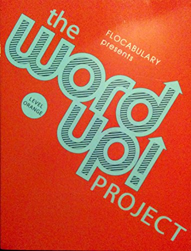 Flocabulary The Word Up Project Level Orange