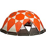 Mountain Hardwear Stronghold 10 Person Expedition Tent - 10 person - State Orange