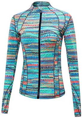 2019秋冬ヨガウエア へそのセクシーな運動の長袖のフィットネスのぴったりしている上着を現します