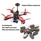 NIDICI-50pcs-FPV-M3-Sponge-Mat-Landing-Skid-Pad-Gear-Anti-vibration-for-QAV-R-220-QAV-X-QAV-ZMR-130180210214250-Frame-Quadcopter