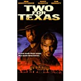 Two for Texas [VHS]