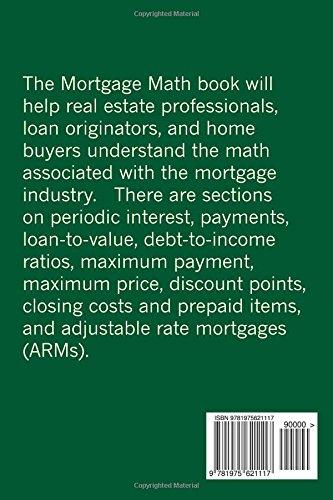 Mortgage math philip martin mccaulay 9781975621117 amazon books fandeluxe Images