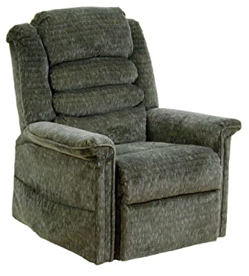Soother Power Lift Recliner Woodland