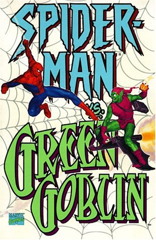 Goblin Green Man Spider - Spider-Man Vs. Green Goblin