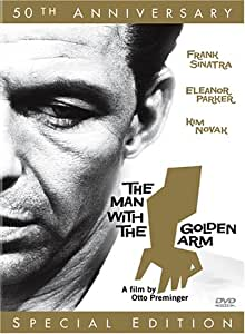 The Man with the Golden Arm (50th Anniversary Special Edition) [Import]