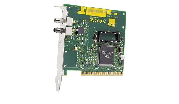 3COM ETHERLINK 10 PCI FIBER NETWORK INTERFACE CARD 3C900B-FL(ST) WINDOWS 7 X64 TREIBER