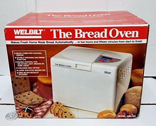 Welbilt ''The Bread Oven'' ABM600 Bread Maker Machine NEW IN BOX by Welbilt