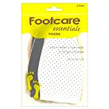 Footcare Essentials Insoles (2) - Pack of 6