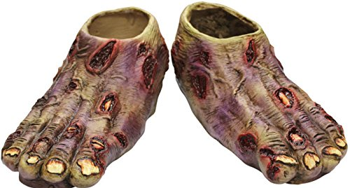 Undead Zombie Feet Shoe Covers