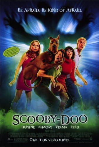 Amazon.com: Scooby-Doo Movie Poster (27 x 40 Inches - 69cm x 102cm ...