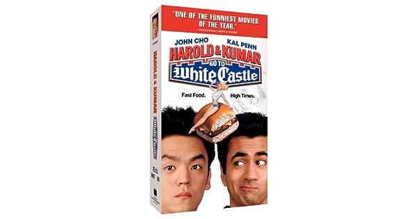 Amazon.com: Harold & Kumar Go to White Castle [VHS]: John ...