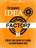 The Business Idea Factory is an effective and easy-to-use system for creating successful business ideas. It is based on 10 years of research into idea-generation techniques used by the world's best scientists, artists, CEOs, entrepreneurs and...