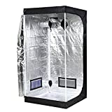 Growtent Garden Grow Tent for Indoor Plant Growing 36''x36''x72''600D with Removable Floor Tray