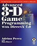 Advanced 3-D Game Programming With Directx 7.0 (Wordware Game Developer's Library)