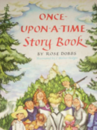 Once-Upon-a-Time Story Book