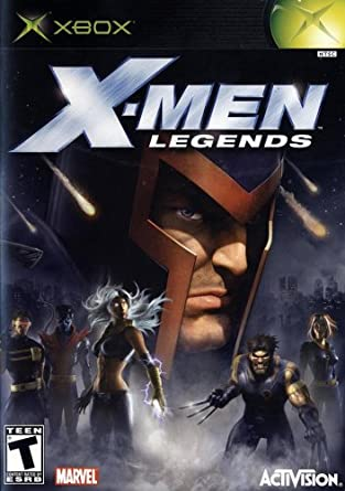 Amazon Com X Men Legends Xbox Artist Not Provided Video Games