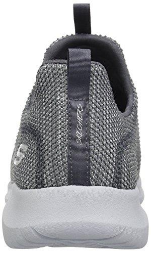 Femme Flex Ultra Enfiler Gris charcoal capsule Baskets Skechers Charcoal SZPwXxq
