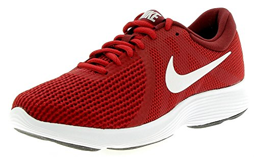 Nike Herren Revolution 4 Laufschuhe Rot