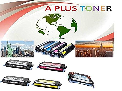 A PLUS Toner HP 3500 Remanufactured (2 Black 1 Cyan 1 Magenta 1 Yellow) Cartridges Replacements for HP Color LaserJet Color LaserJet 3500 3500N 3550 3550N