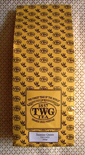 TWG Tea - Jasmine Queen Tea (TWGT4025) - 17.63oz / 500gr Loose Leaf BULK BAG by Unknown