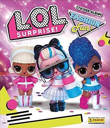 Panini France SA- Álbum LOL Surprise 3, 003876AF: Amazon.es: Juguetes y juegos
