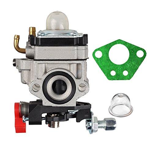 Savior Carburetor with Primer Blub Gasket for 22.5CC 23CC Goped Sport Bigfoot Liquimatic Go Quad G23LH