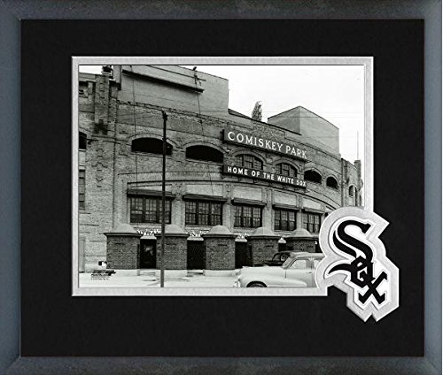 Chicago White Sox Comiskey Park MLB Stadium Photo (Size: 13