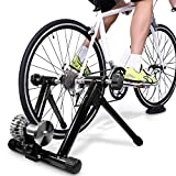 Fluid Bike Trainer Stand, Sportneer Indoor Bicycle Exercise Training Stand