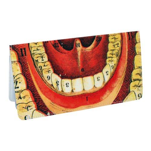 Big Mouth Checkbook Cover