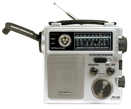 Eton FR300 Emergency Crank Radio (Discontinued by Manufacturer)