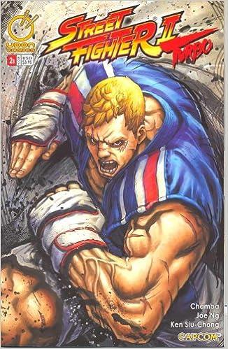 Street Fighter Ii Turbo #2: Ken Siu-Chong & Jeffrey Cruz: Amazon.com: Books