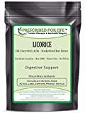 Licorice - 26% Glycyrrhizic Acids - Natural Root Extract Powder (Glycyrrhiza glabra), 10 kg