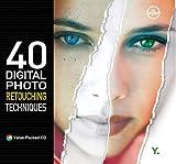 40 Digital Photography Retouching Techniques, Youngjin.com Staff, 8931435029