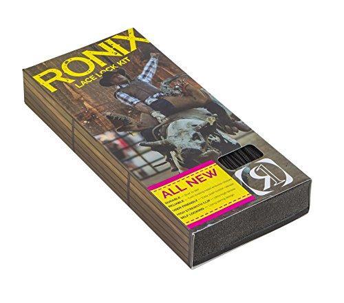 Ronix Lace Lock Kit (Red)