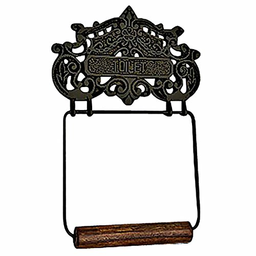 Princess Crown Toilet Tissue Holder Black Aluminum | Renovator's - Bed Antique Princess
