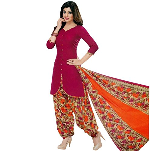 Ethnic-Printed-Readymade-Cotton-Salwar-Kameez-Suit-Indian-Pakistani
