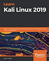Learn Kali Linux 2019 Front Cover