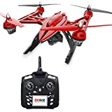 Holy Stone HS400 Large Quadcopter FPV Drone with Adjustable HD Camera 720P 2.4 GHz 6-Axis gyro, Altitude hold, One Key Return and Headless Mode Includes Bonus Battery