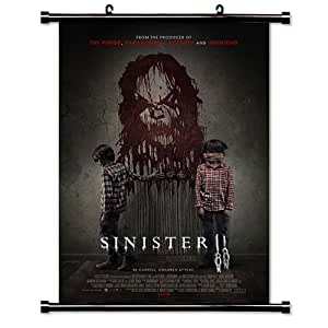 Amazon.com: Sinister 2 Movie Fabric Wall Scroll Poster ...