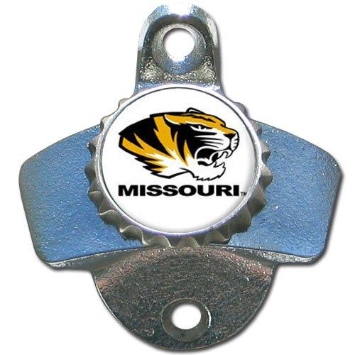NCAA Missouri Tigers Wall Bottle Opener (Missouri Bottle)