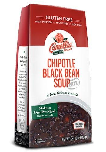 Camellia Brand Chipotle Black Bean Soup Mix
